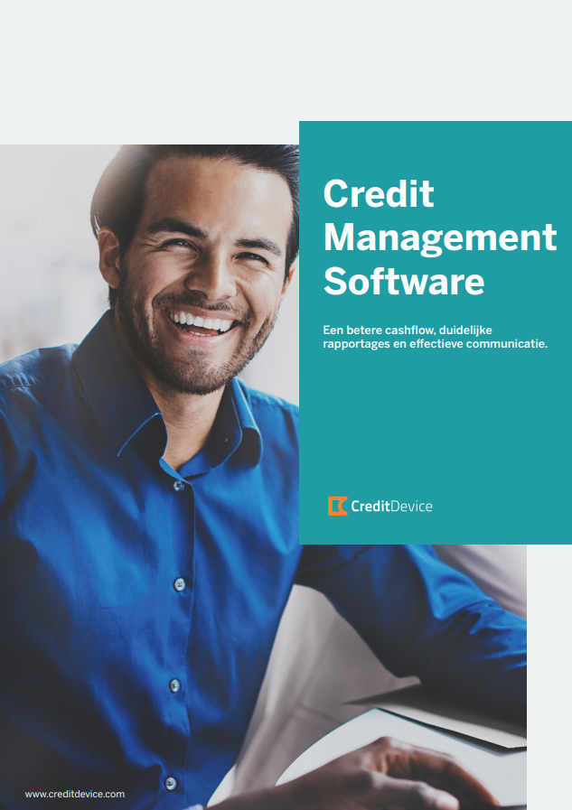Credit management software brochure