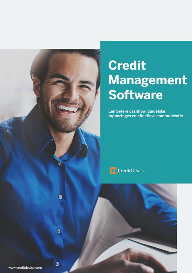 Credit management software brochure