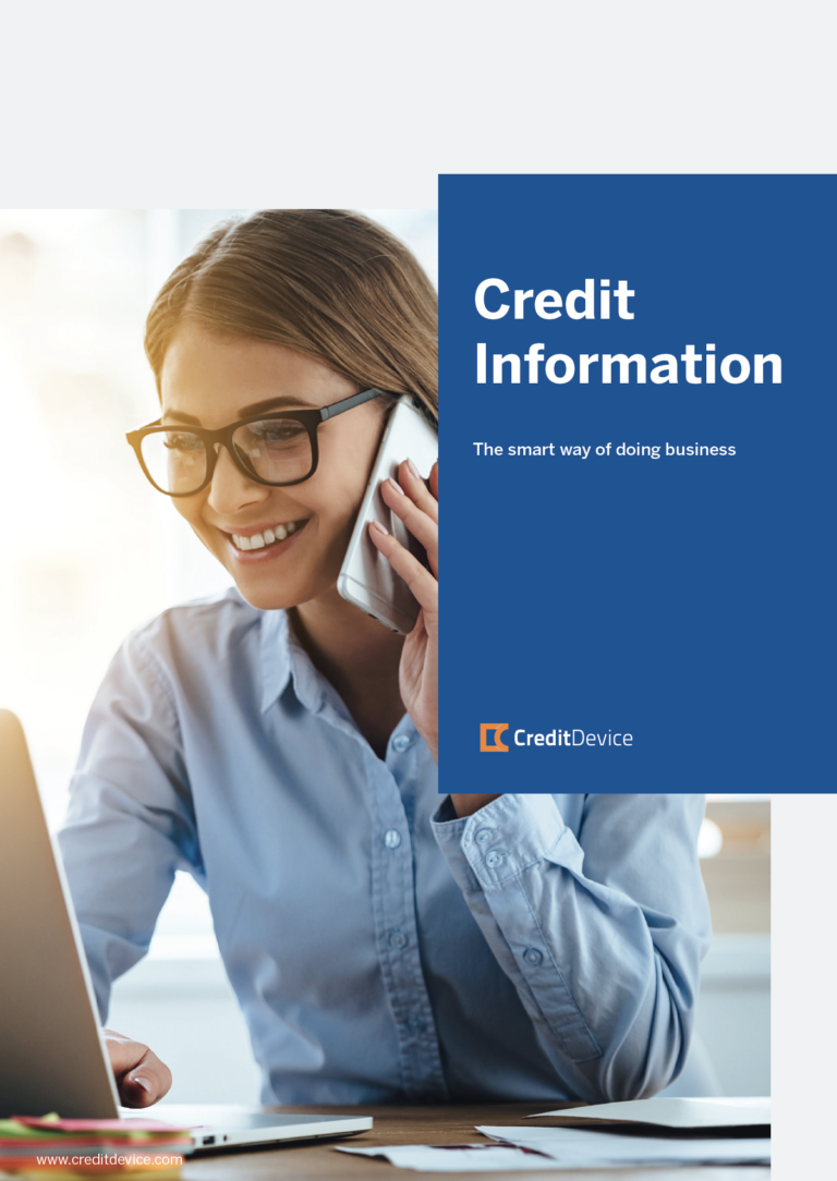 Credit information brochure