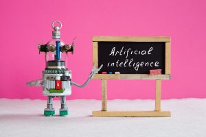 artificial intelligence and machine learning conce GCRWTZA